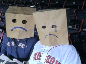 Red Sox Bag Heads