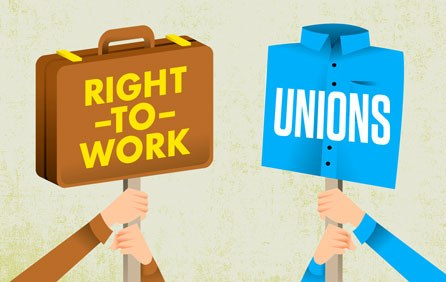 Right-to-work