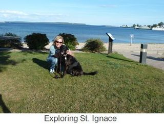 Exploring St Ignace