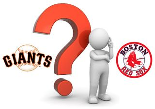 Red Sox or Giants