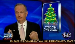 Bill O' Reilly's War on Christmas