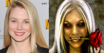 Marissa Mayer good witch or evil witch