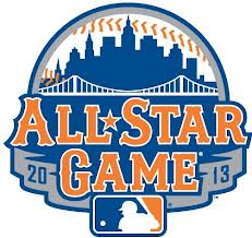 2013 All Star Game Logo